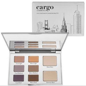 Cargo Cosmetics Eye Contour Shadow Palette